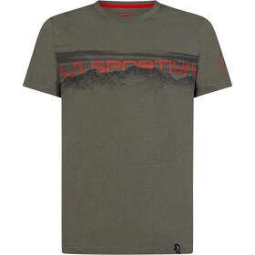 La Sportiva Landscape Koszulka Mężczyźni, clay